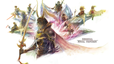 Foto de Wallpaper do dia: Dissidia: Final Fantasy!