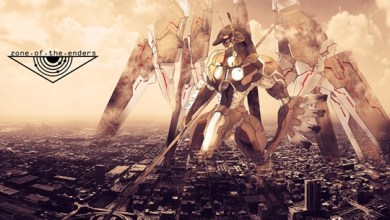 Photo of Wallpaper de ontem: Zone of the Enders!