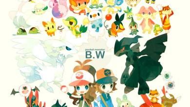 Photo of O mundo de Unova e os Pokémon inéditos chegam às Américas em março! [DS/DSI]