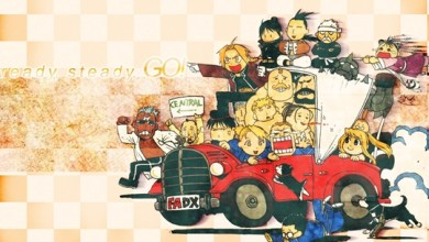 Photo of Wallpaper de ontem: Fullmetal Alchemist!