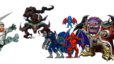 Foto de Ghosts'n Goblins está de volta mais uma vez! [Wii/DSi]