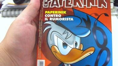 Foto de Especial: Paperinik Cult, a revista italiana do Superpato! Impressões Completas! [Muitas Fotos]
