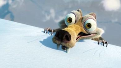 Foto de Scrat foi a causa da separação da Pangeia? Veja no primeiro teaser de A Era Do Gelo 4! [Cinema 2011]