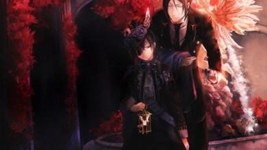 Foto de Wallpaper do dia: Kuroshitsuji!