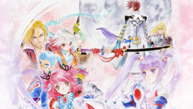 Photo of Wallpaper do dia: Tales of Graces!