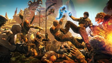 Foto de Wallpaper do dia: Bulletstorm!