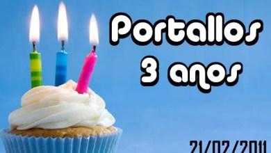 Photo of Especial Aniversário de 3 anos Portallos: Equipe relembra como conheceu e entrou para o blog!
