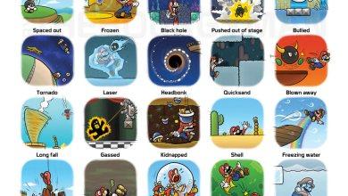 Photo of PicArt: As muitas mortes do Mario!