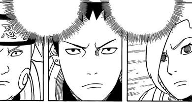 Foto de Conversa de Mangá: Naruto 528 e 529 – Vínculos Dourados