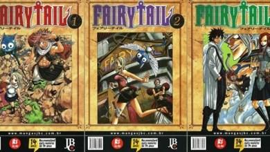 Foto de Afinal, vale a pena comprar Fairy Tail no Brasil? Com três volumes lançados, meu veredito!