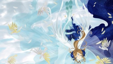 Photo of Wallpaper do dia: Ah! Megami-sama!