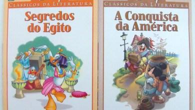 Photo of Nas Bancas: Clássicos da Literatura Disney 35 e 36! Antes tarde do que nunca, certo? [+Paperinik Cult 70]