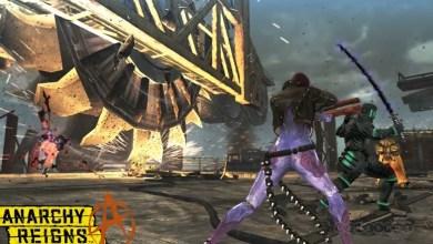 Photo of Muitas faíscas e poeria subindo no primeiro vídeo de gameplay de Anarchy Reigns!