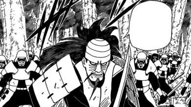 Foto de Conversa de Mangá: Naruto 531 – A Reunião do Time Asuma