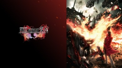 Foto de Wallpaper do dia: Final Fantasy Type-0!