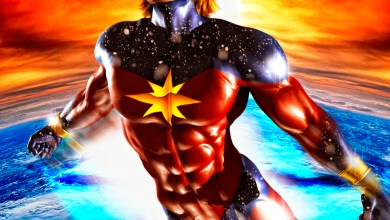 Photo of Super-Herói do dia: CAPITÃO MARVEL (MAR-VELL)!!! [HQ][PicArt]