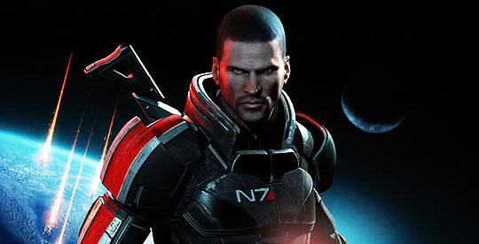 Mass Effect 3 - Comandante Shepard
