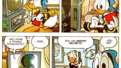 Foto de Patópolis em Quadrinhos #7: Donald Duplo – Missão01! O início para quem não leu… [Download] [PeQ]