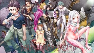 Foto de Wallpaper do dia: Deadman Wonderland!