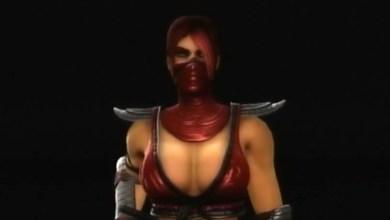 Photo of Skarlet, nova personagem em DLC de Mortal Kombat!