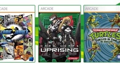 Foto de Deal of Week: Hard Corps Uprising e outros clássicos da Live Arcade pela metade do preço! [X360]