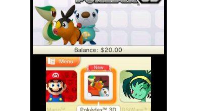 Foto de Atualização do Nintendo 3DS disponível!