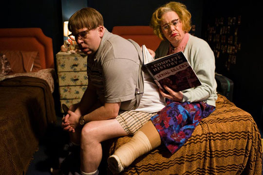 Psychoville - David e Maureen Sowerbutts