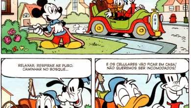 Foto de HQ especial com Mickey, Donald e Pateta juntos sai escondida este mês em Pateta #2! [+Enrico Faccini]