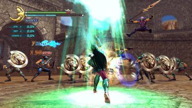 Foto de Saint Seiya Senki: A Namco Bandai mostra o que você pode fazer com um cavaleiro de bronze! [PS3]