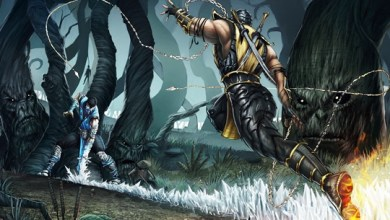 Photo of Wallpaper do dia: Mortal Kombat!