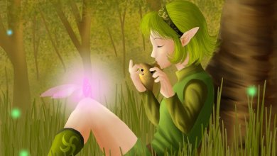 Foto de Melodias da Ocarina: O canto de Saria! [PTunes] [Games OST]