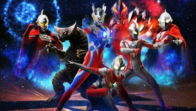 Photo of Mega Monster Battle: Ultra Galaxy: a Família Ultra em um filme mega-ultra-legal! [Tokusatsu]