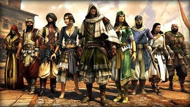 Foto de Beta de Assassin's Creed Revelations revela uma boa opção em multiplayer! (Impressões)