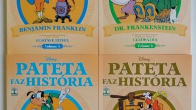 Foto de Pateta Faz História – Volume 5~8! Tirando o atraso… De Benjamin Franklin a Guttenberg! [41 Fotos]