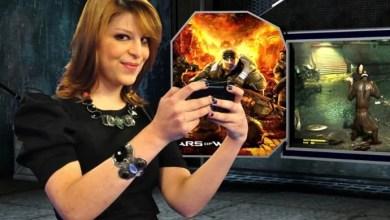 Foto de Novidade na TV aberta! Na Rede TV!, Flávia Gasi coloca em órbita o Planeta Gamer! [TV]