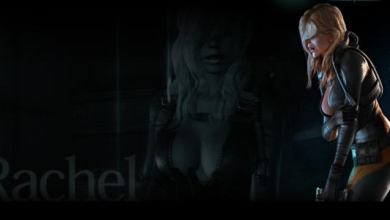 Photo of Revelada nova personagem misteriosa de Resident Evil Revelations! [TGS 2011]