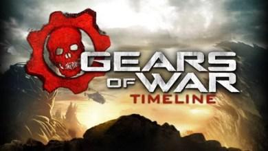 Photo of Epic Games mostra Linha do Tempo de Gears of War! Você sabe como tudo começou? [X360]