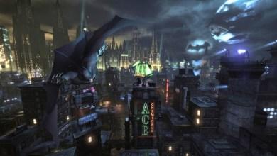 Foto de Afim de voar? Que tal um passeio noturno com o Batman por Arkham City? [PS3/X360/PC]