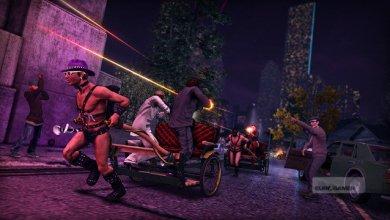 Foto de Também existe guerra na terra maluca de Saints Row: The Third! [PS3/X360/PC]