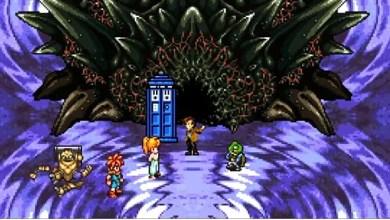 Foto de Dorkly Bits: Misture Chrono Trigger, Doctor Who e Biil & Ted e você terá isso! [YouTube]