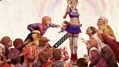 Foto de Marcando presença no Halloween com o novo trailer de Lollipop Chainsaw!