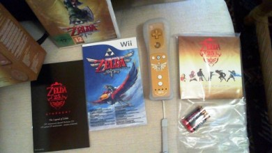 Photo of Dia de correio: Skyward Sword Special Edition