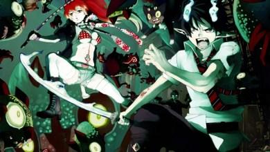 Foto de Wallpaper do dia: Ao no Exorcist!