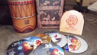 Foto de Dia de correio: Blu-ray The Lion King Trilogy!