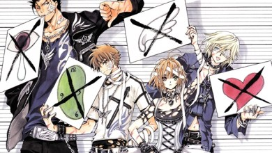 Foto de Wallpaper do dia: Tsubasa Reservoir Chronicle!
