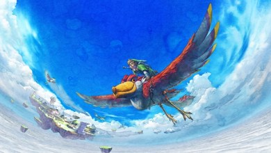 Foto de Wallpaper do dia: Zelda Skyward Sword!