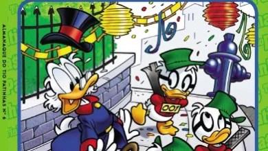 Foto de Capas dos almanaques Disney para fevereiro