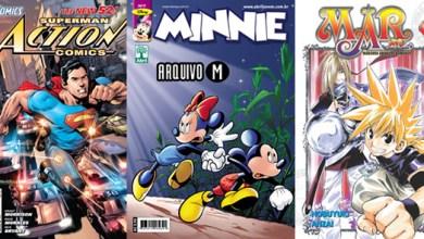 Photo of Leitura de quadrinhos em atraso – Semana 1