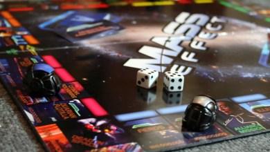 Foto de Banco Imobiliário de Mass Effect? EU QUERO!