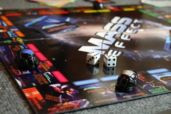 Mass Effect - Banco Imobiliário